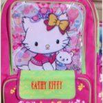 Grosir Tas Ransel Hello Kitty Murah