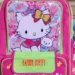 Grosir Tas Ransel Hello Kitty Murah di Tangerang