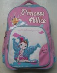 Tas Ransel Pink Pricess Allice