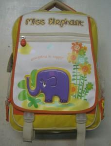 Tas Ransel Alto Kuning Elephant