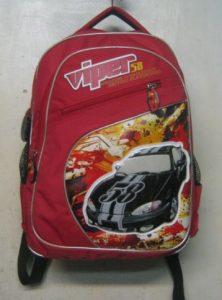 Tas Ransel Anak VI Merah